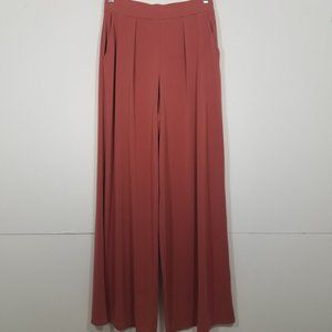 Express High Rise Wide Leg Pant Size S